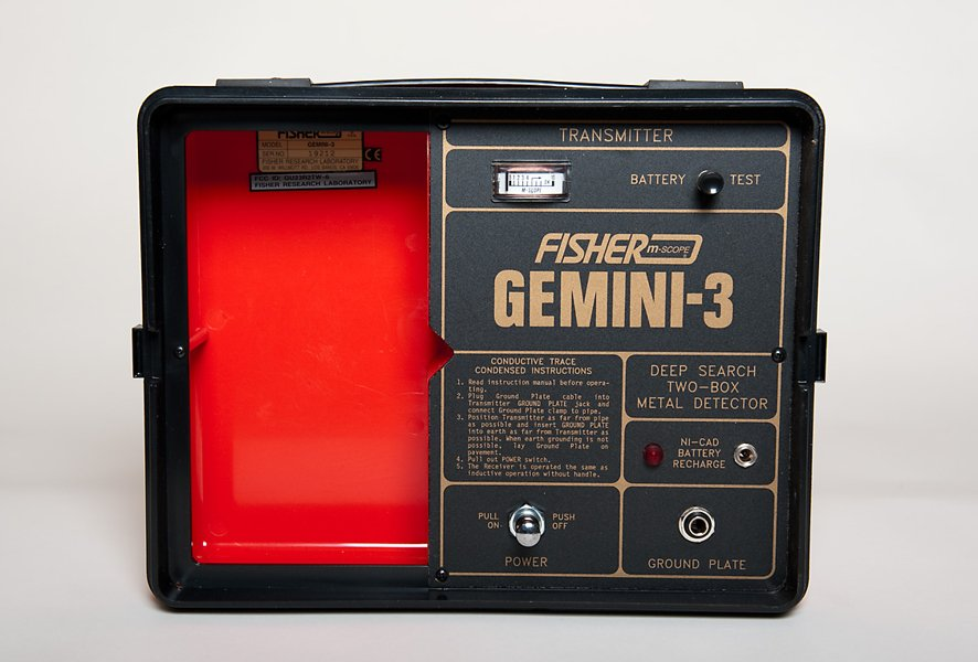 Fisher Gemini-3